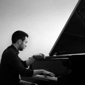 Francesco Caramia - pianoforte