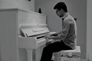 Giuseppe Alvise Sergi - pianoforte, propedeutica strumentale