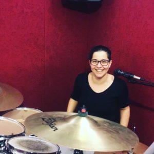 Aurora di Rocco - batteria, percussioni e propedeutica strumentale