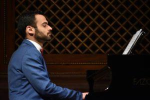 Davide Cicconi - pianoforte, armonia e solfeggio