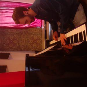 Andrea Marrocco - pianoforte, laboratori